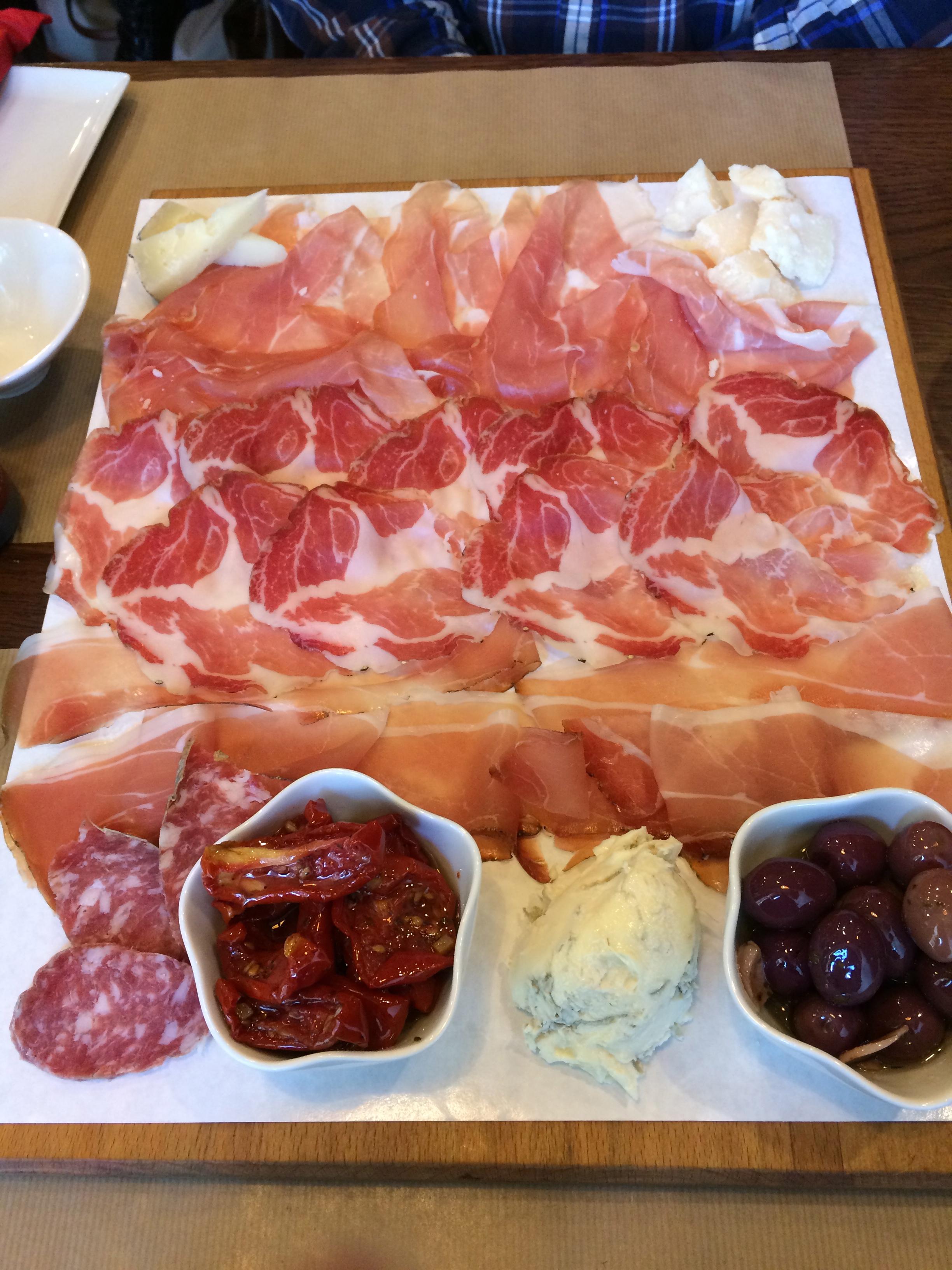 Taste of Emlia - Salumi
