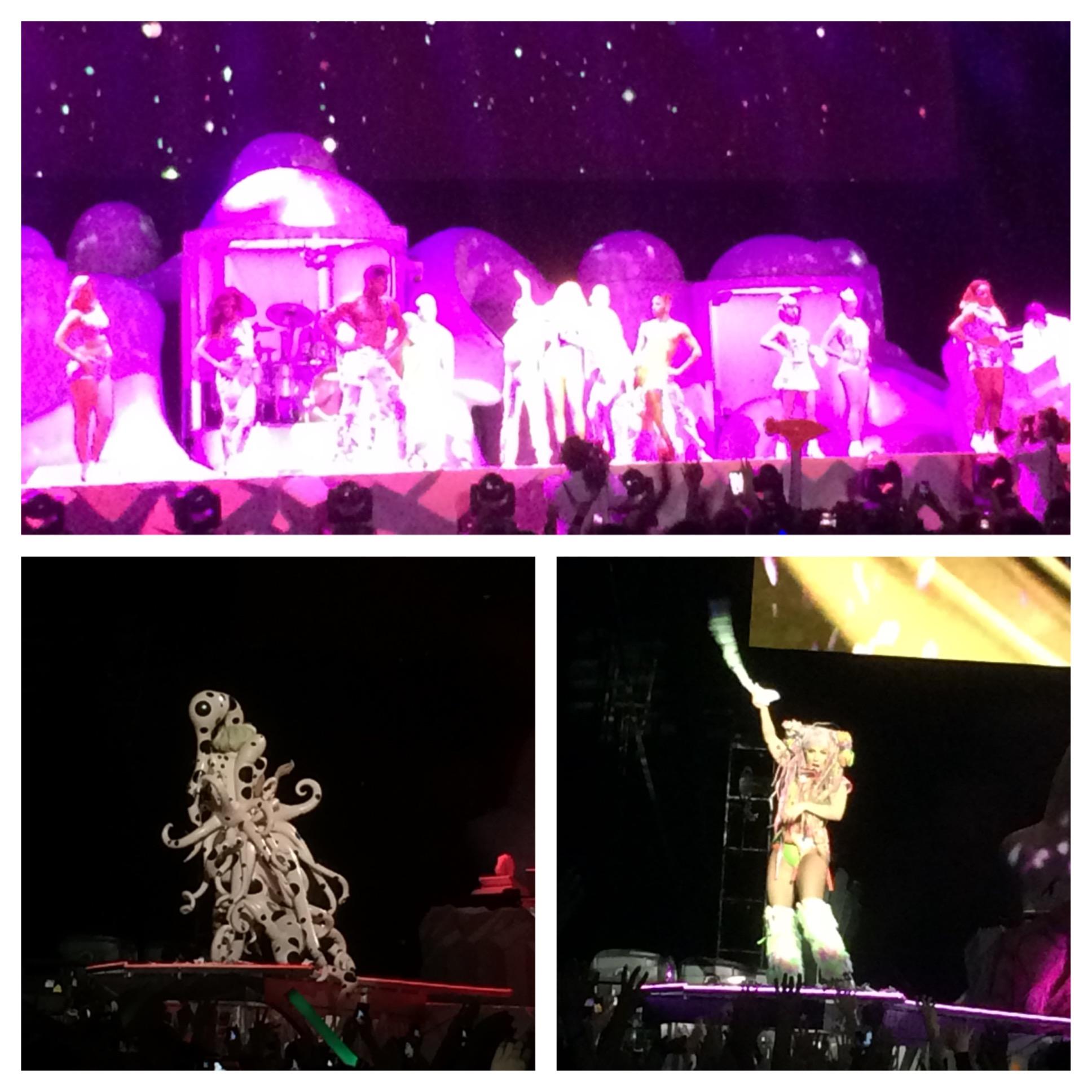 Lady Gaga Live at O2 Arena