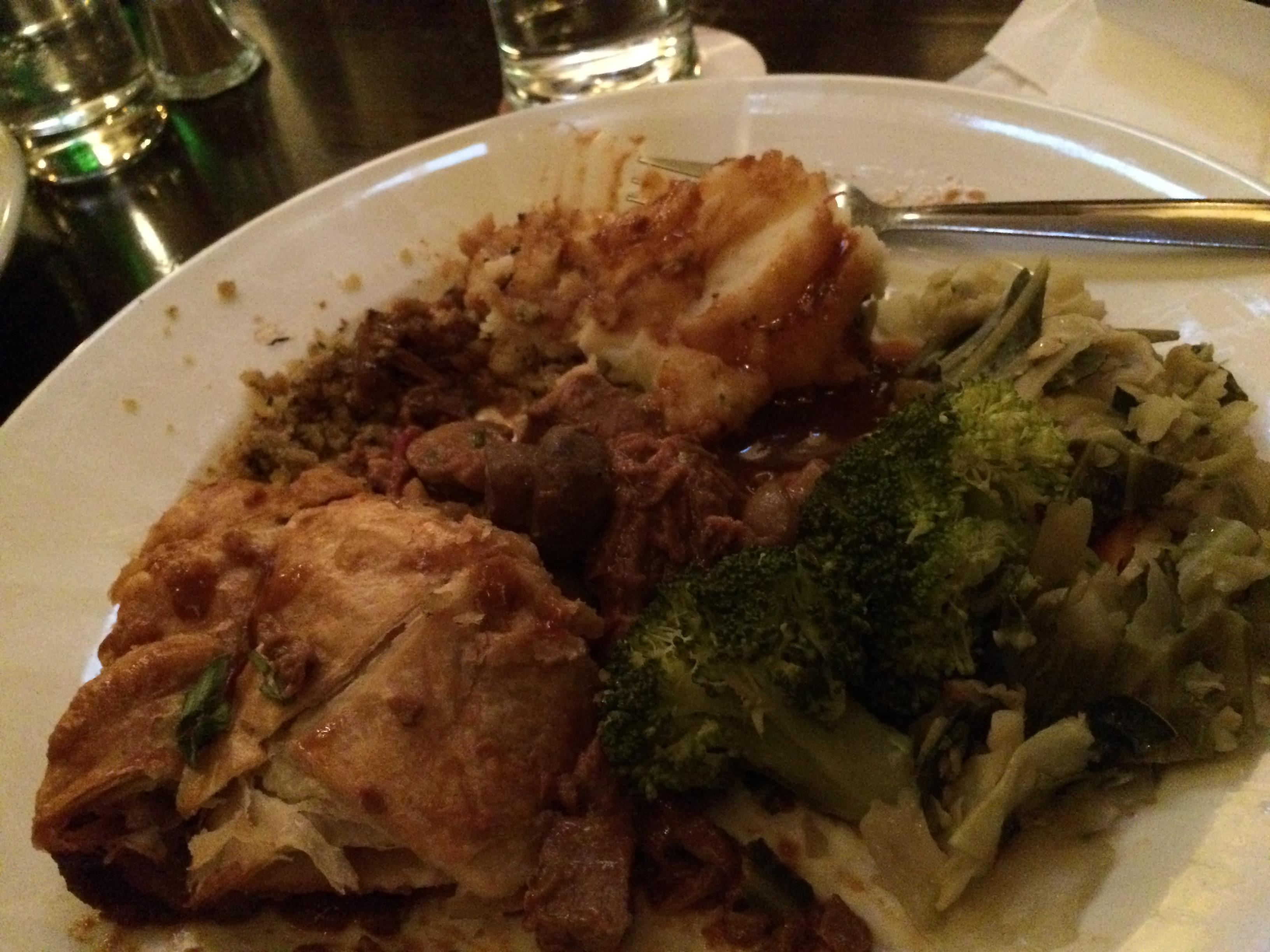 Sunday Roast at O'Neills Bar and Restaurant